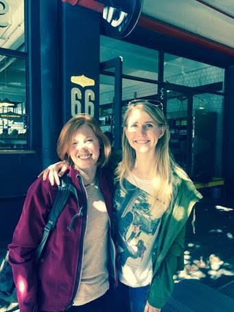Lindsey Doyle and Jennifer