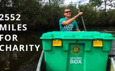 ShelterBox USA ToPaddle the Entire Length of the Mississippi River